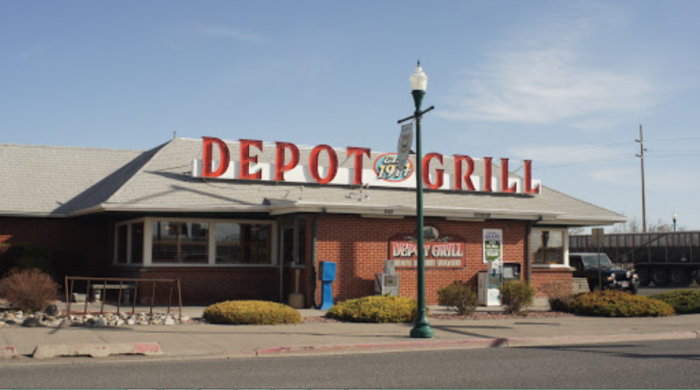 Visit This Timeless Restaurant In Idaho, The Depot Grill ...