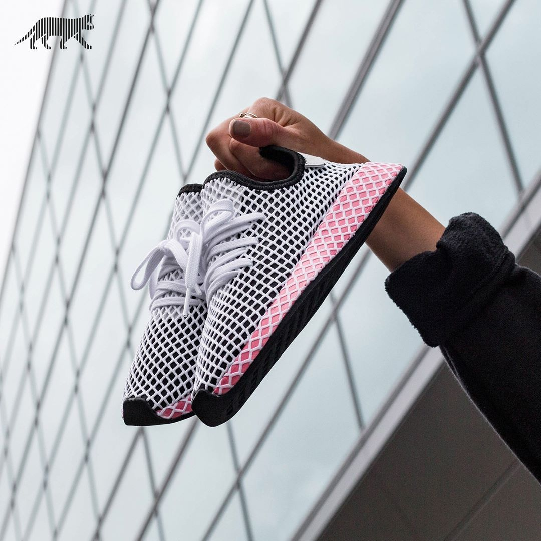 really cheap sneakers for cheap 100% authentic adidas Deerupt Runner Shoes - adidas Sneakers - SportStylist in ...