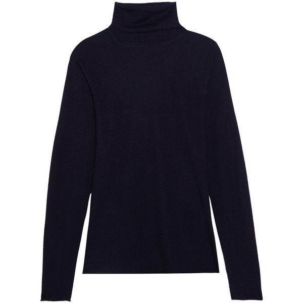 Chloé Cashmere turtleneck sweater (€415) ❤ liked on Polyvore ...