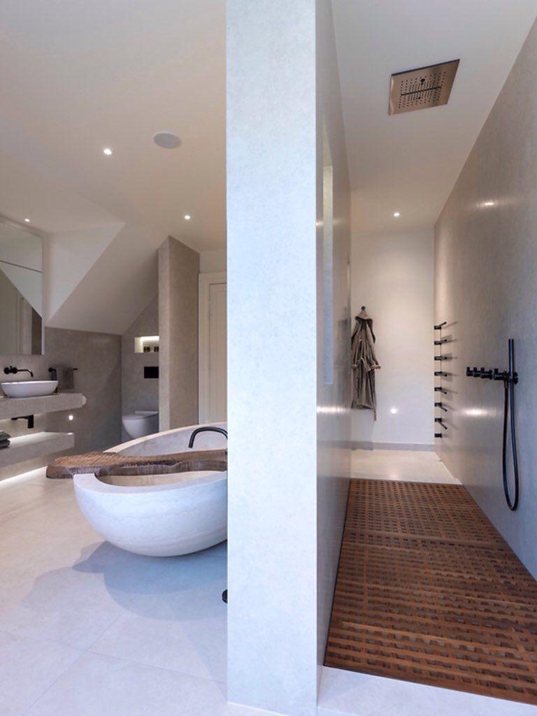 Stunning Master En Suite Bathroom with bespoke details ...
