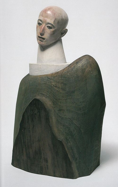 彫刻家・舟越桂の展覧会が兵庫県立美術館で開催 - 群馬、三重 ...