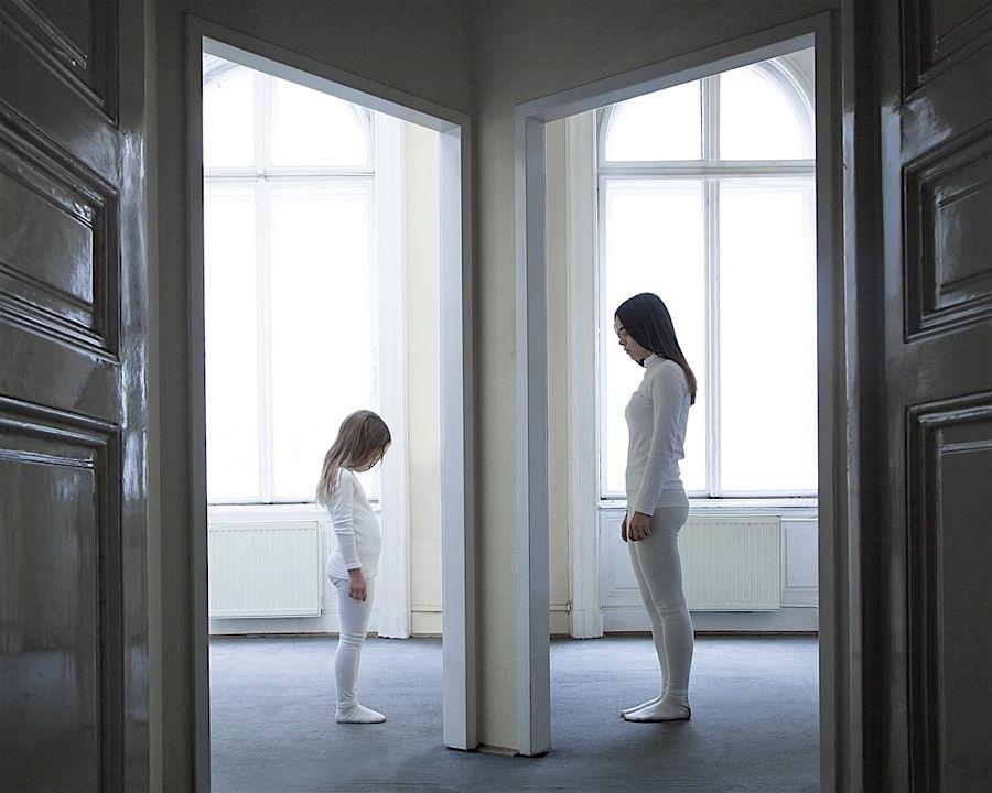 Das innere Kind treffen – Fotoserie