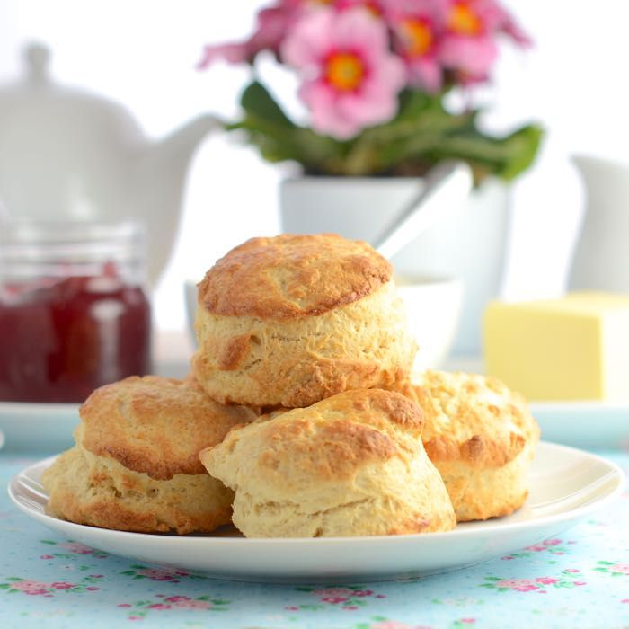 english scones recept