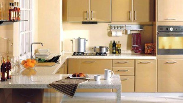 Painting Non Wood Kitchen Cabinets All Kitchen Ideas Pinterest