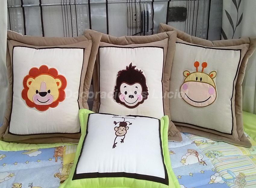 Cojines decorativos para ninos en gamarra a2 cojines - Cojines infantiles originales ...