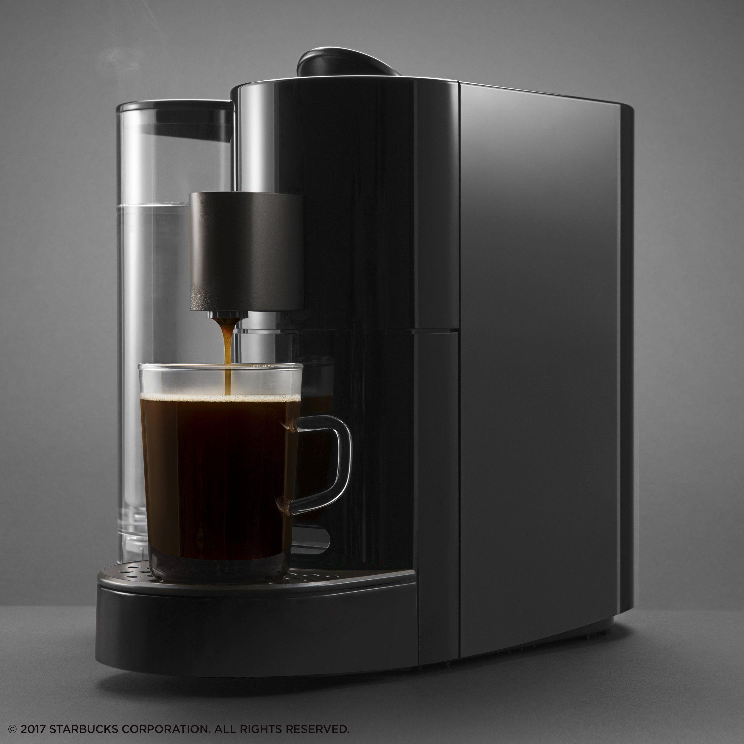 Starbucks Verismo Coffee And Espresso Single Serve Brewer