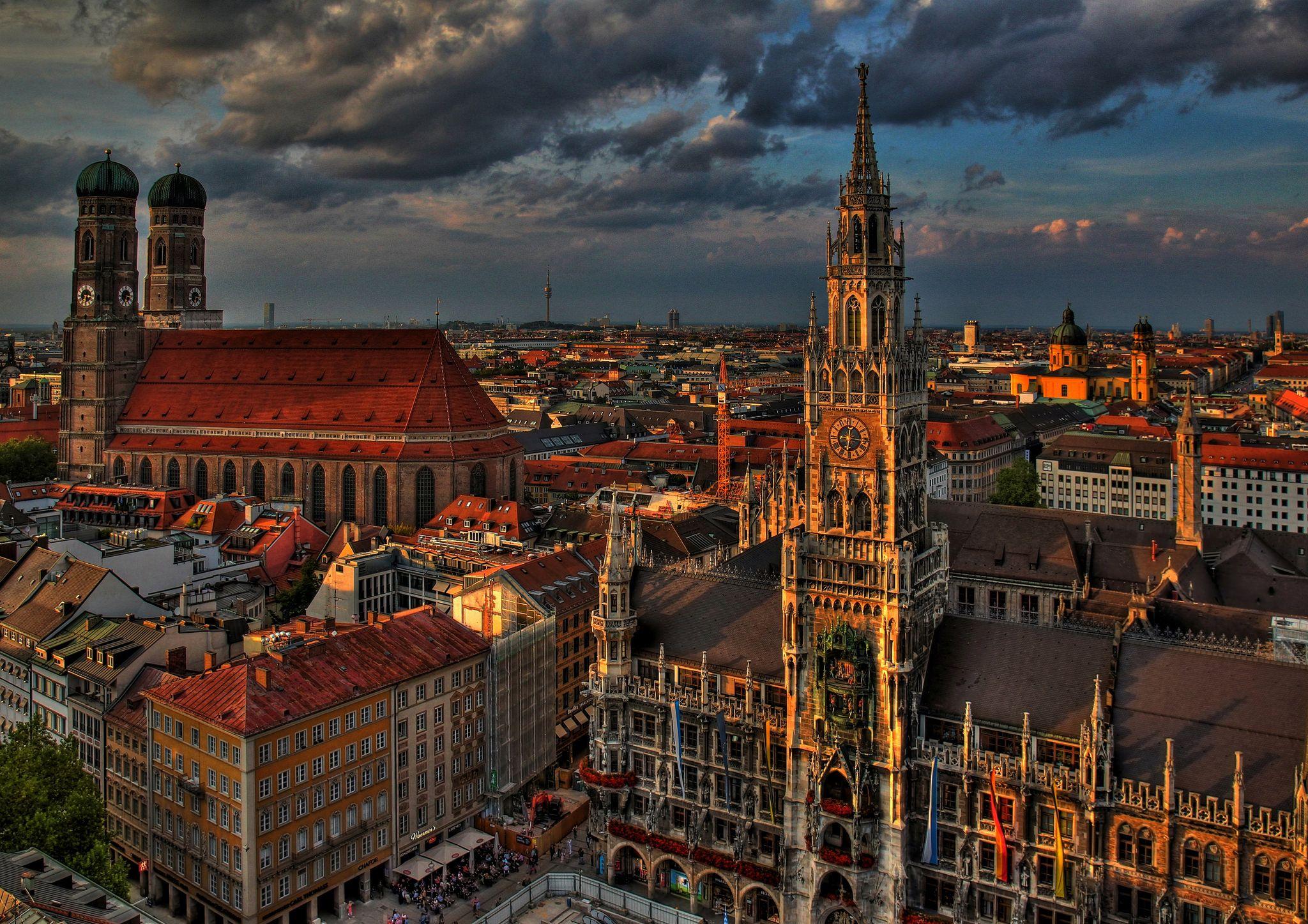 Munchen Munich Munich Magical Places Europe