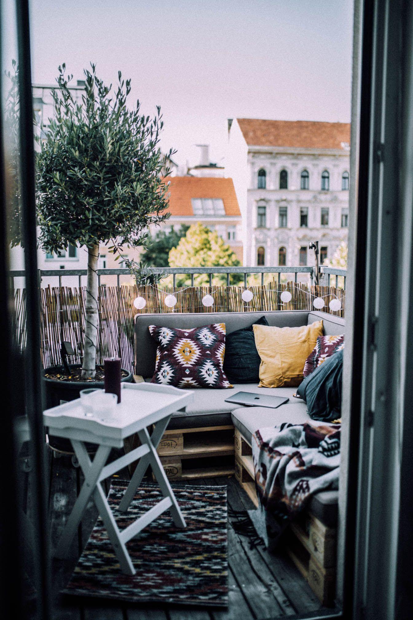 """""""new home"""" – mein kleiner Balkon (Berries & Passion) #apartmentbalconygarden"""