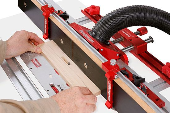 Super Fence Stop Woodworking Woodpecker Router Table