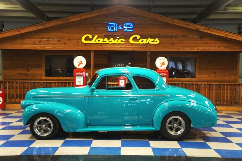 1940 Chevy Coupe Antique Cars Hot Rods Cars Chevrolet