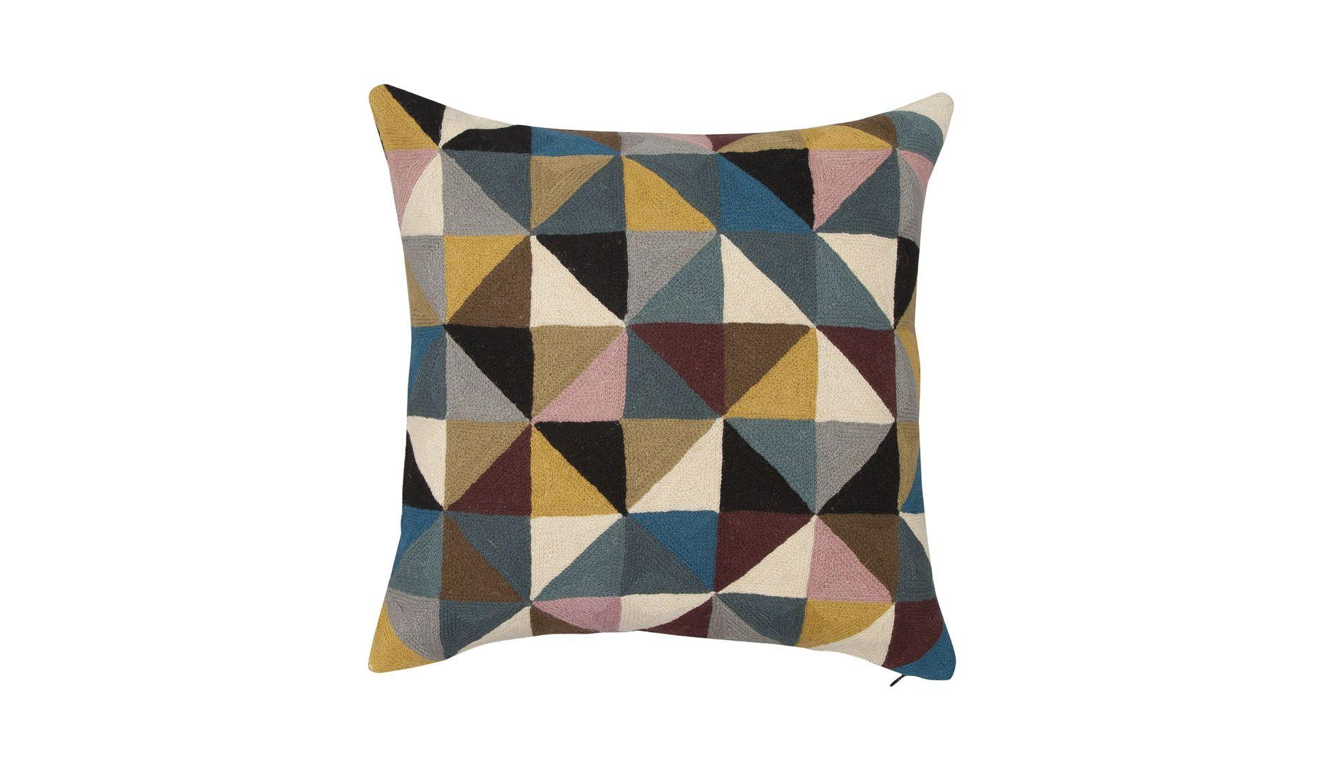 niki jones harlequin kissen 50x50 cm home pinterest. Black Bedroom Furniture Sets. Home Design Ideas