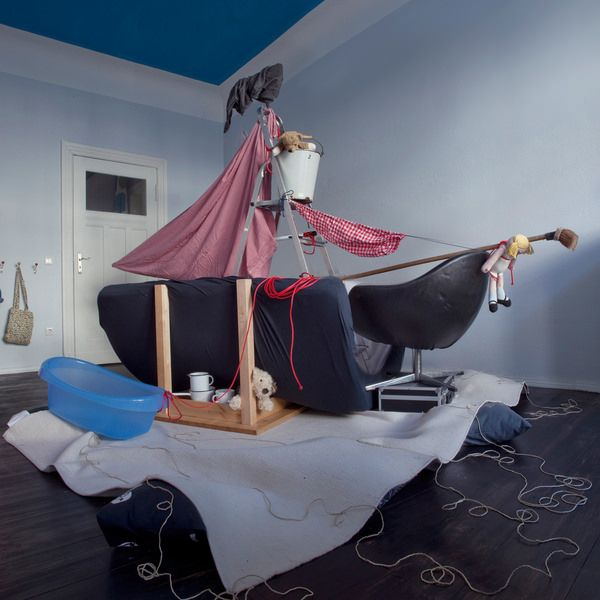 Ay, lil matey have a whale of a time - Pirate Ship Play Room