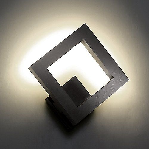Window LED Indoor/Outdoor Wall Sconce by Modern Forms at Lumens.com