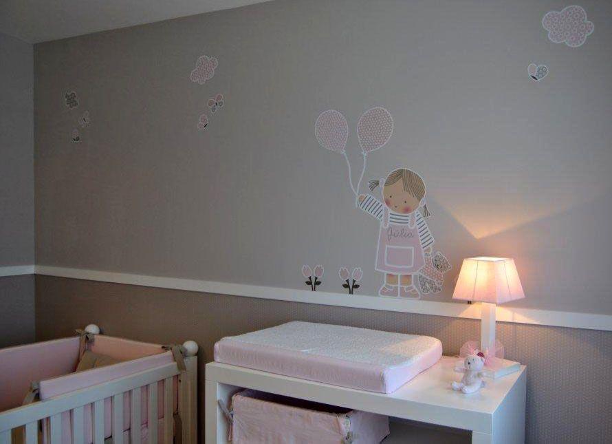 Vinilos Infantiles Os Mostramos La Habitaci N De J Lia