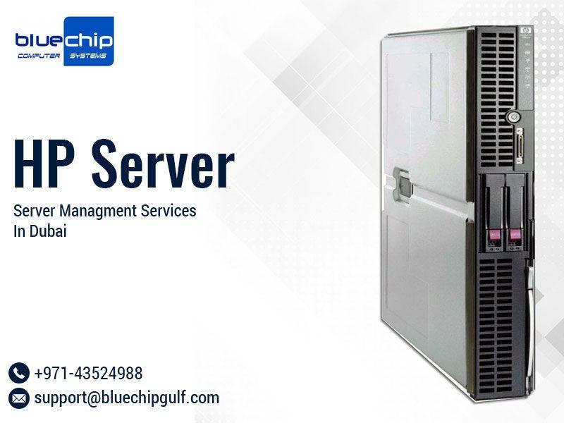 Server Management Services in Dubai, HP Server Management Services