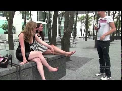 Subby Girls Feet Worship