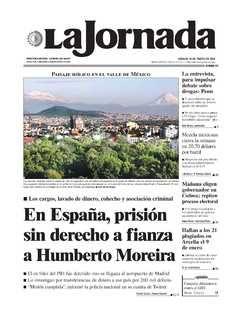 Denuncian devastación de manglar Tajamar en Cancún — La Jornada