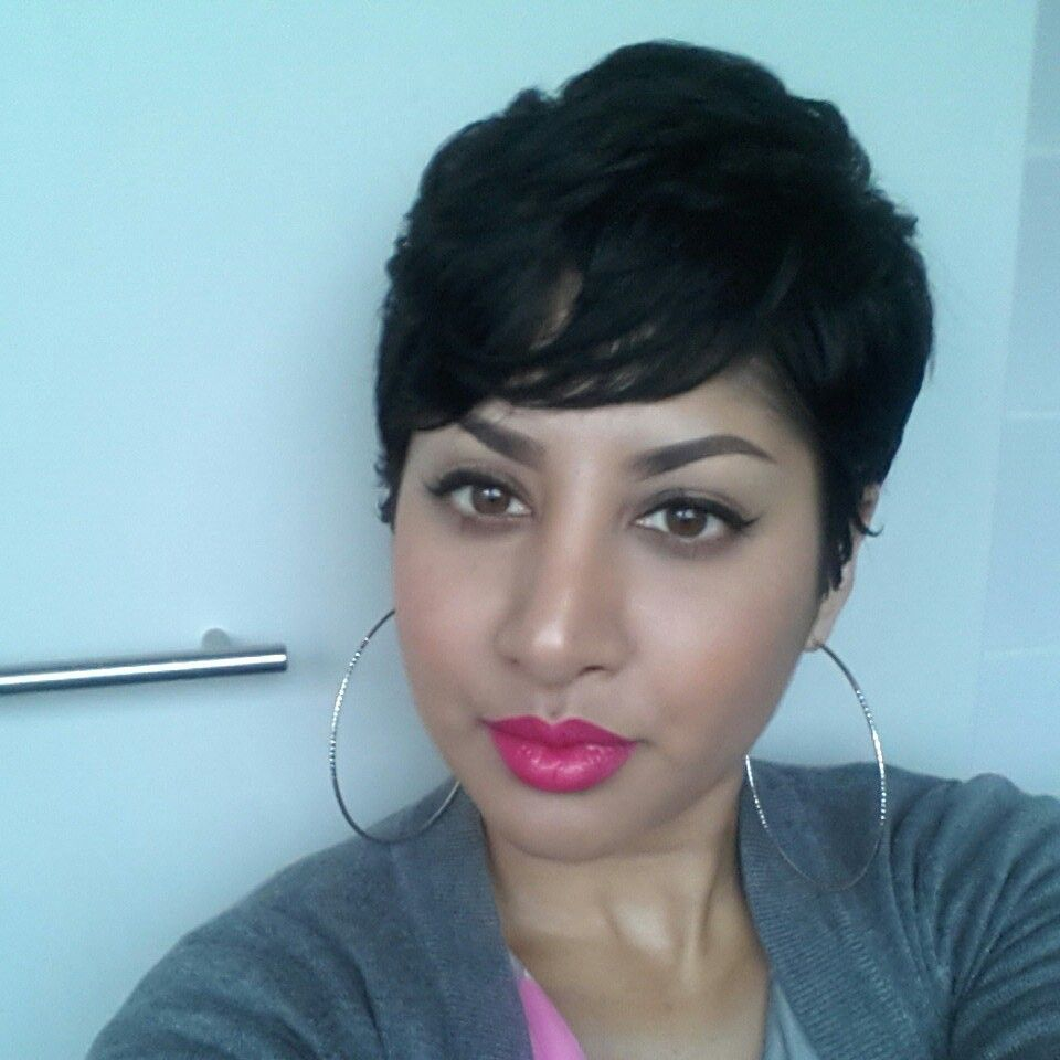 Pixie u pink lips short hairstyles pinterest pink lips pixies