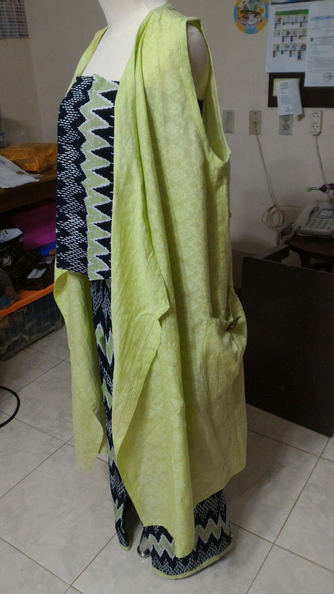 Batik.Doby.outer by Yuniar Susana