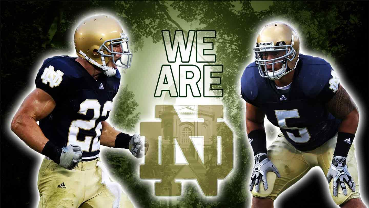 Pin By Kelly Sullivan On Sports Notre Dame Football Notre Dame Irish Irish Football