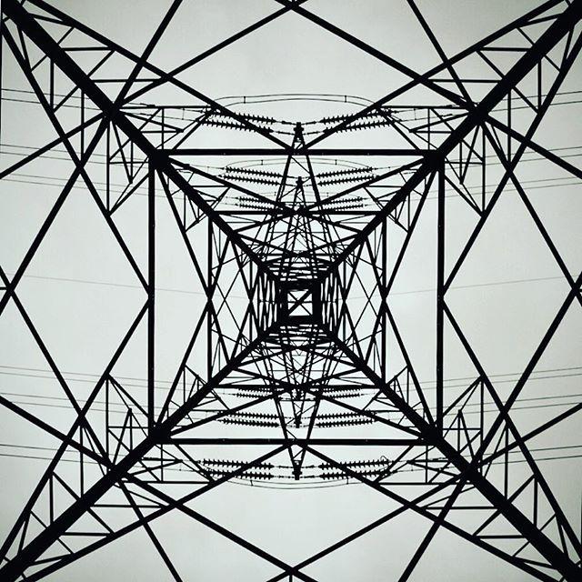 1000% pylon... . . #color #colour #photography #photo #pic ...