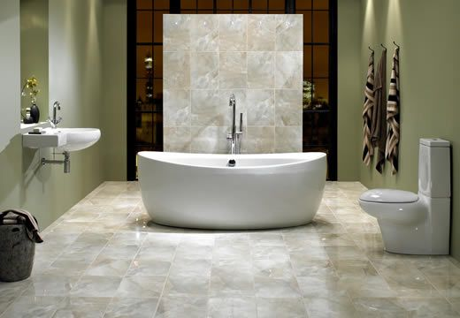 onyx slab wall bathroom Google Search Bathrooms Pinterest