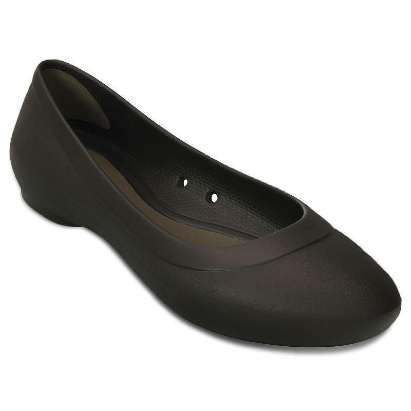 a9a836eae16a77 Crocs Lina Women s Ballet Flats