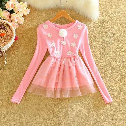 Sweet cute lace sweater dress  95f5a8eb7