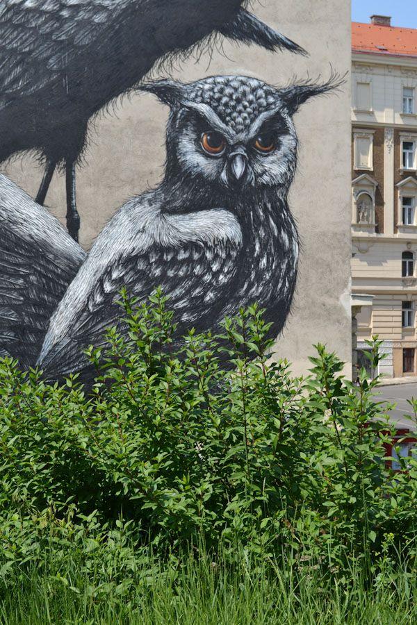 Street Art - Vienna, Austria