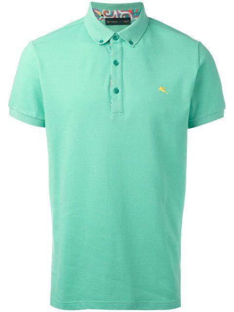 ETRO classic polo shirt. #etro #cloth #shirt