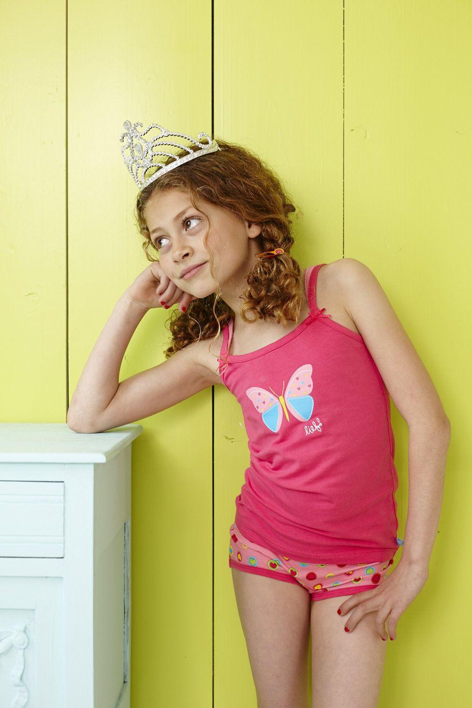 Meisjes Ondergoed Lief Lifestyle Zomer 2014 Www
