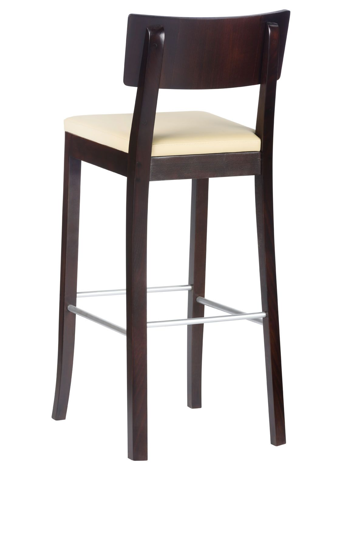 Comfortable Bar Stools Modern Wooden Comfortable Bar Stool Klosefurniture