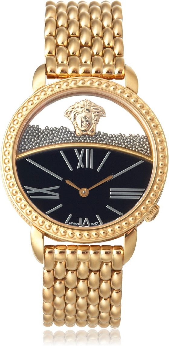 7e3fea079ce Pin by Joseph McFarland on For The Wrist | Versace jewelry, Link ...