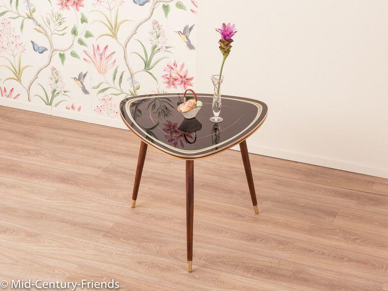 Retro Tisch 50er Style Tisch Vintage Wohnzimmer