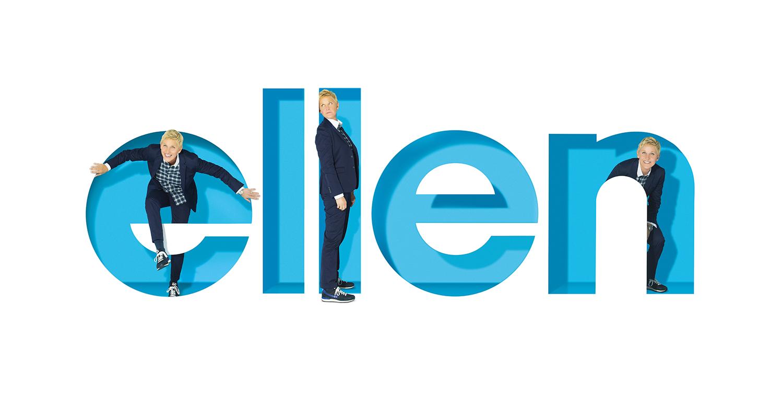 Shop Everything Worn By Ellen And Guests On The Ellen Degeneres Show Http Www Pradux Com Tv The Ellen Degeneres Show Ellen Degeneres Logo Branding Identity