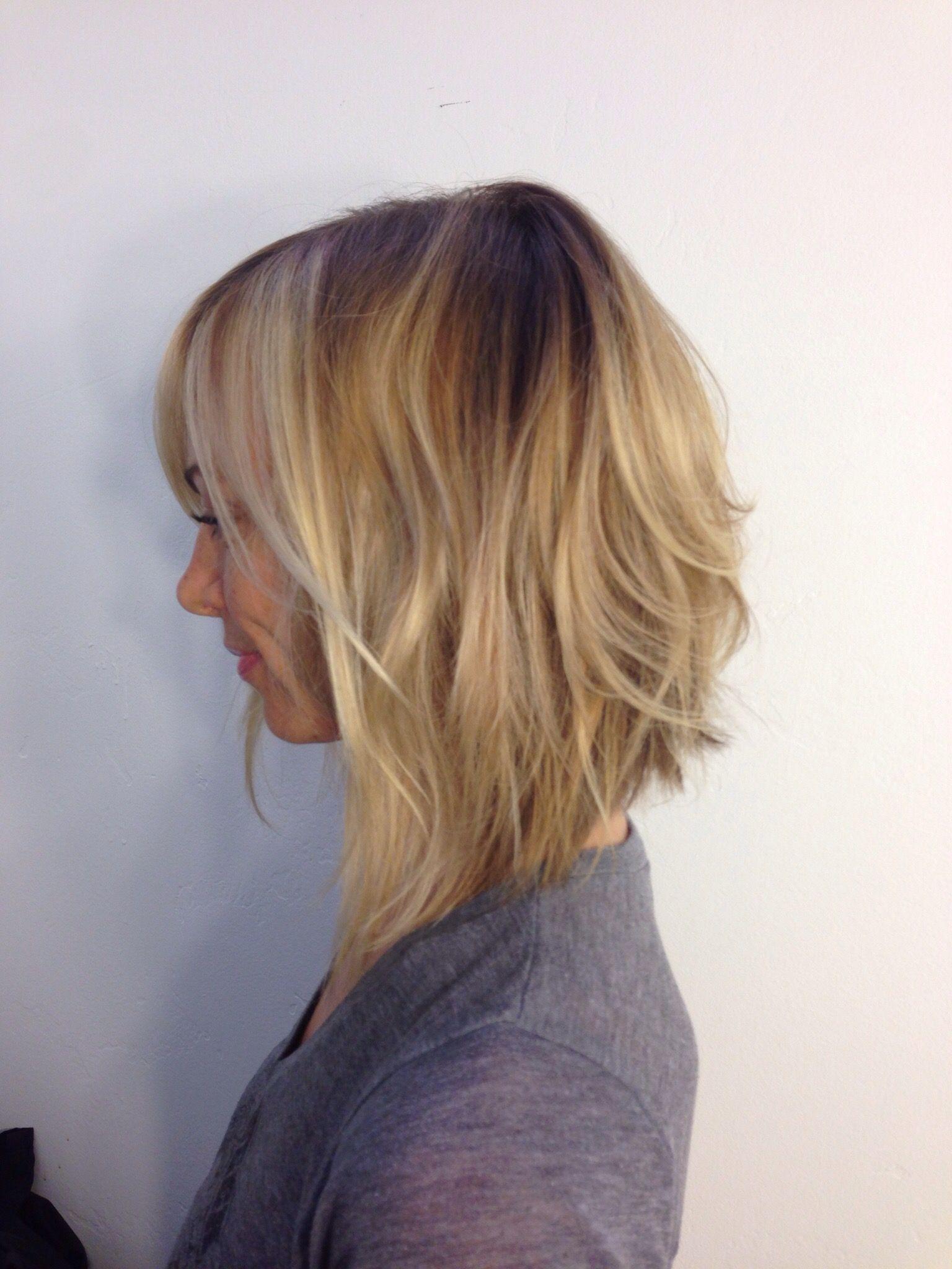 soft undercut drelefevre New Hair Pinterest