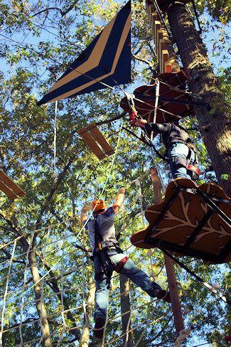Asheville Treetops Adventure Park Adventure Park Adventure Center Adventure
