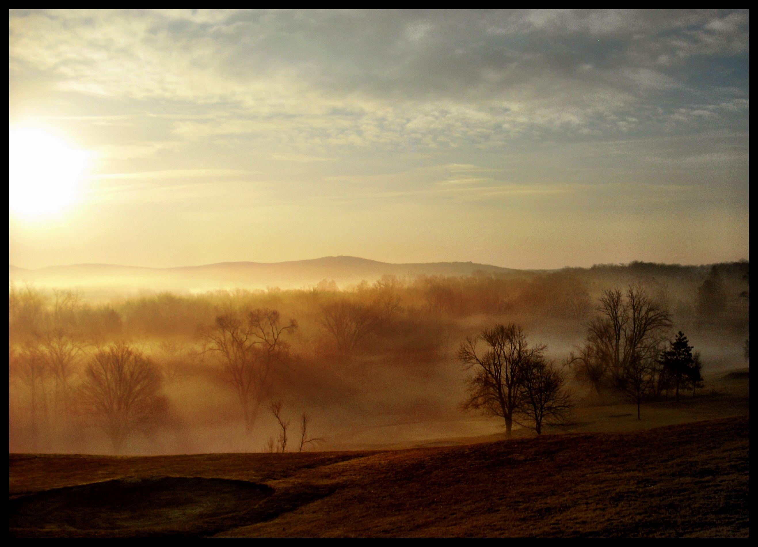 Mist again