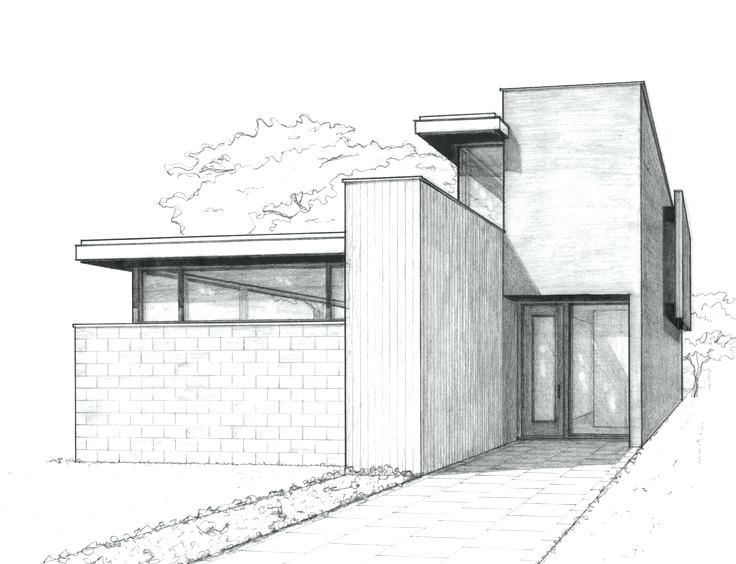 Home Inspiration: Gorgeous Cool Drawings Of Houses ...