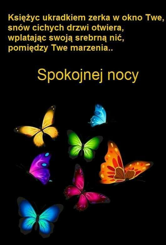 Pin Od Wanda Swoboda Na Dobranoc Dobranoc Cytaty I Wiersze