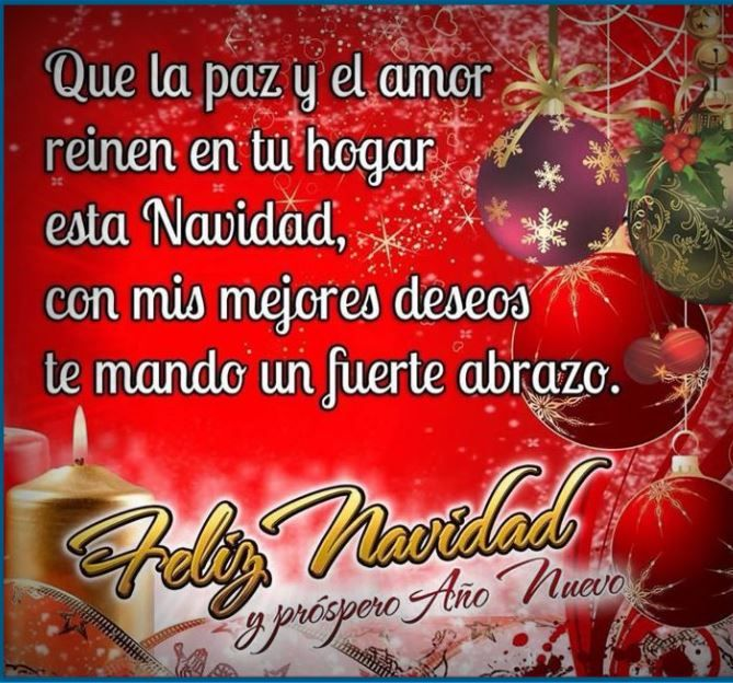 Merry Christmas Greetings In Spanish With Quotes   Spanish ...