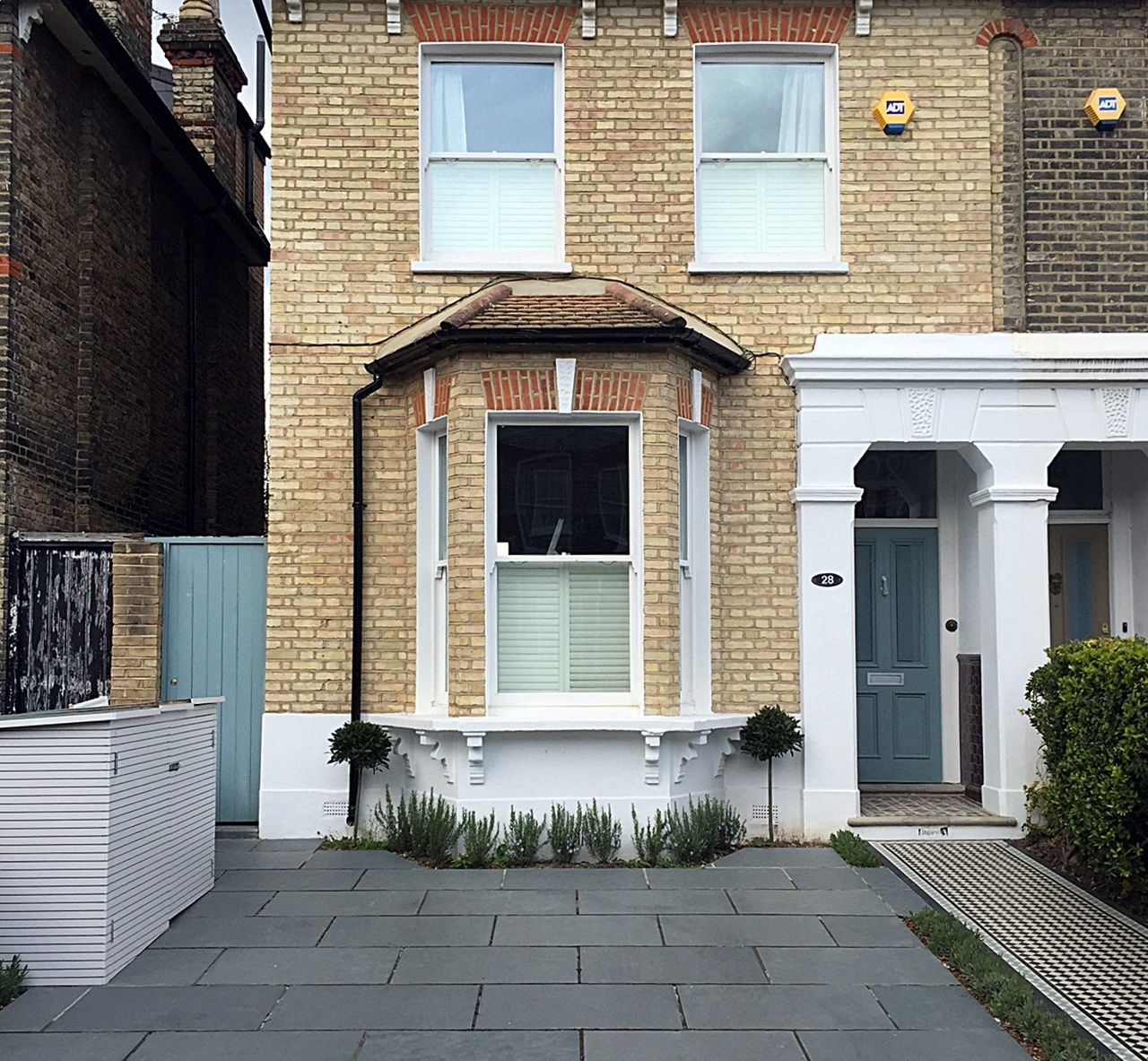 image result for london front garden ideas