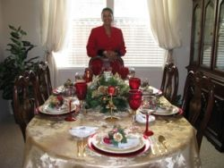 Table Setting For the Holidays - Cuisine Noir Magazine