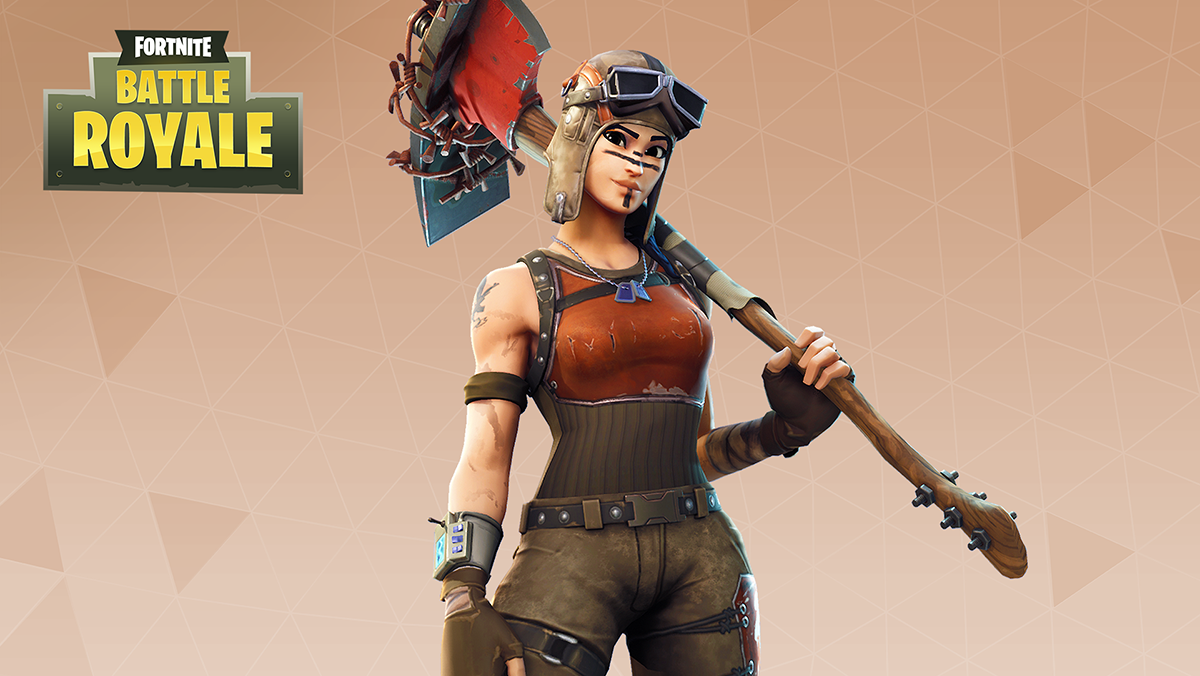If renegade raider come back, who's getting her?