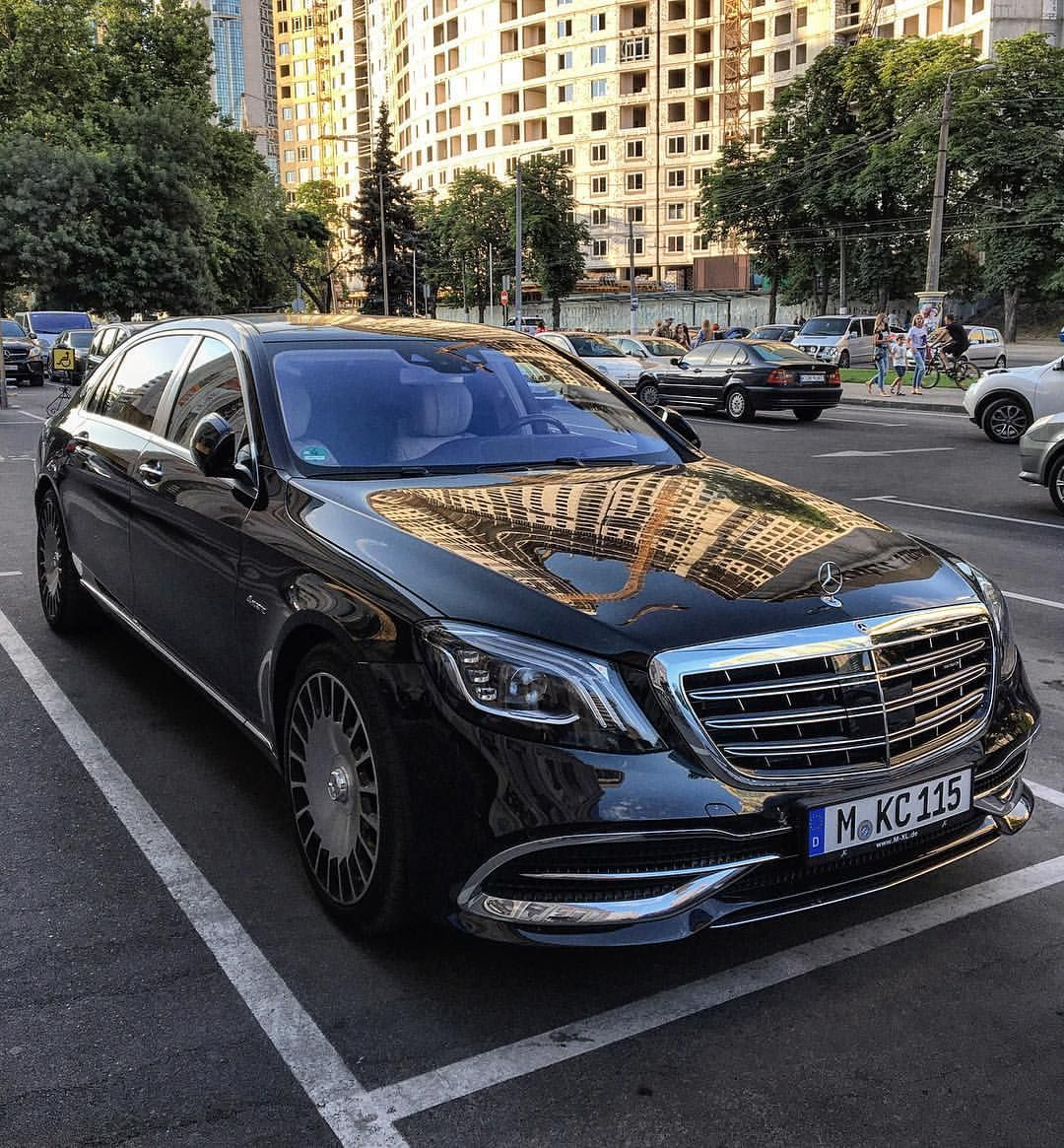 2018 Mercedes-Maybach S560 @shukri_ma On Instagram
