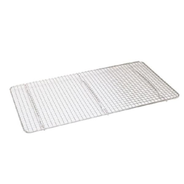 Libertyware Gra4 Pan Grate 1 2 Size Sheet Pan 11 3 4 X 16 1 2 Chrome Plated Wire Pan Sizes Sheet Pan Half Sheet Pan