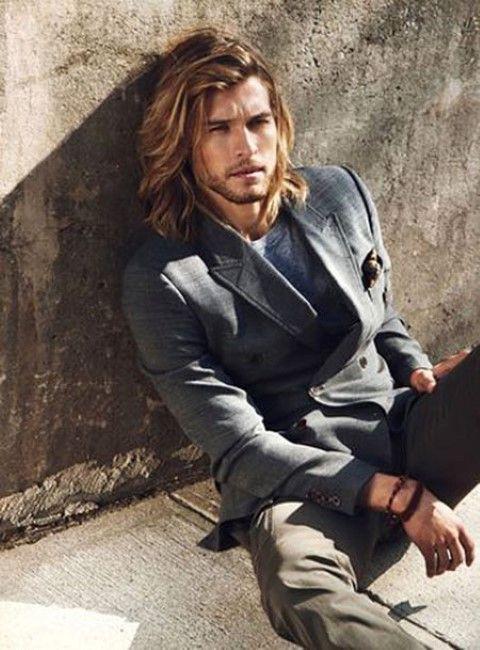 Photo of 23 New Men Long Hairstyle Ideas 2017 Sjekk ut mer på madamefris …