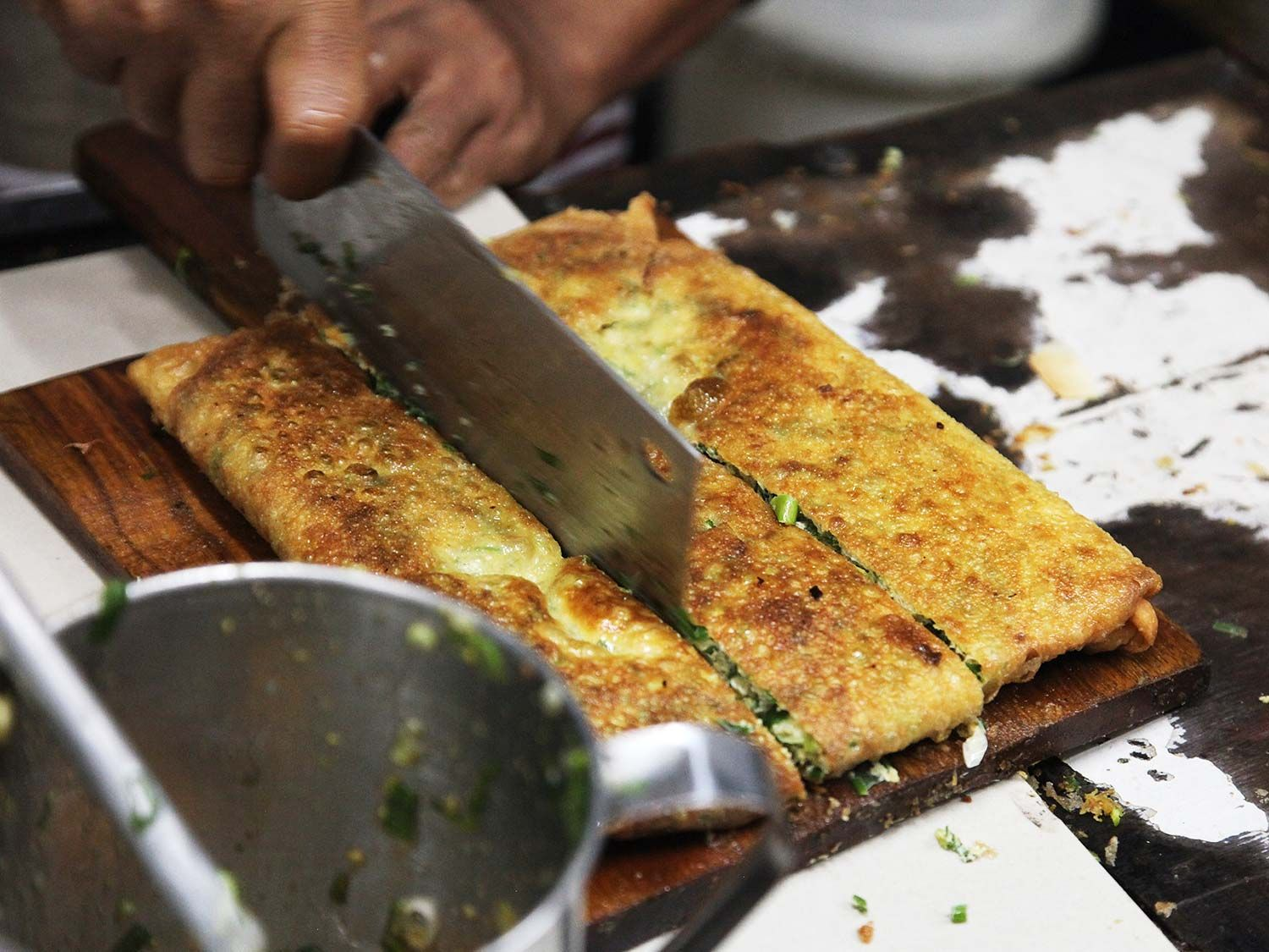 Sweet Or Savory Martabak Is The King Of Indonesian Street Food