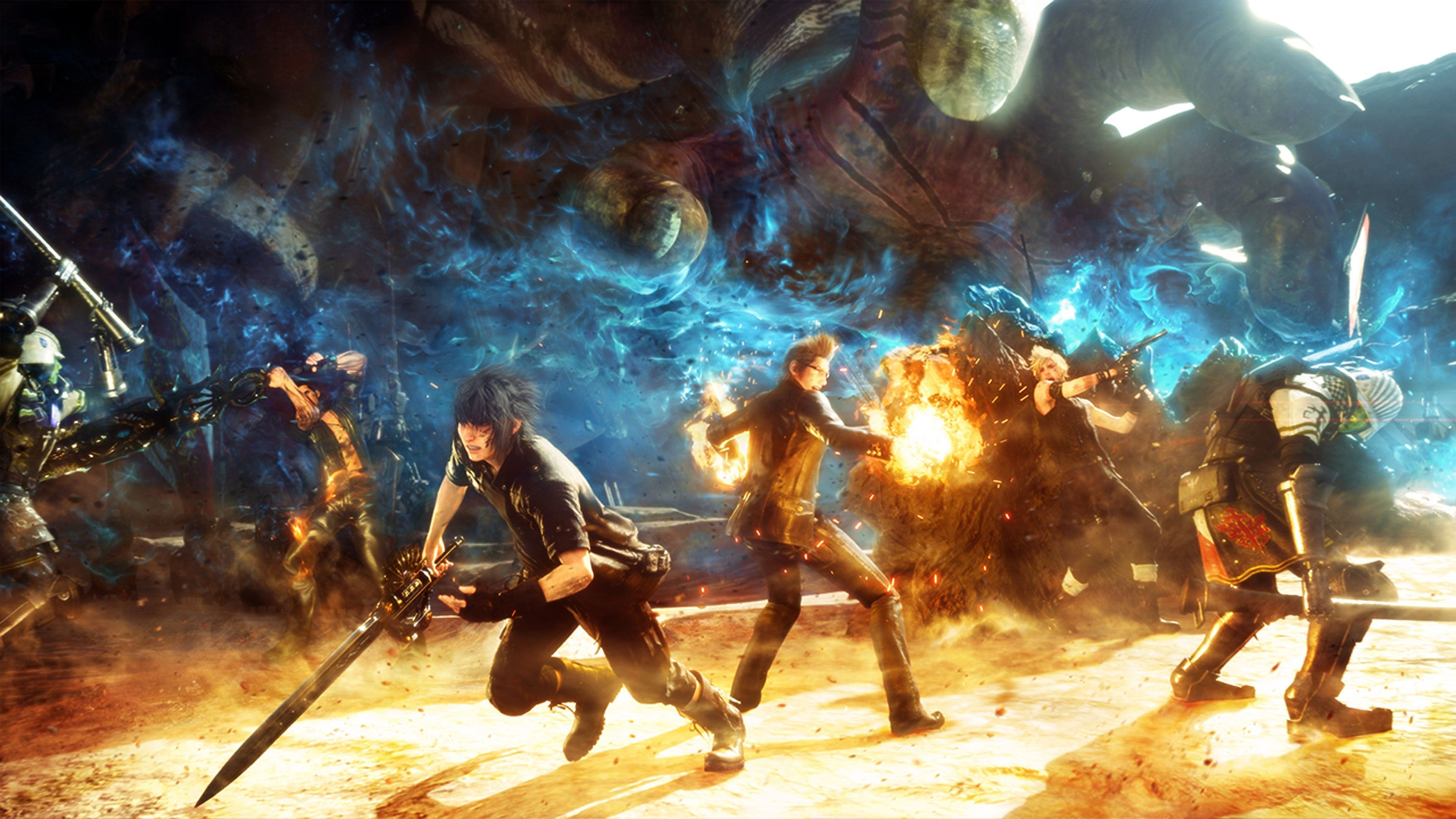 3840x2160 Final Fantasy Xv 4k Wallpaper Download Free Final Fantasy Final Fantasy Xv Final Fantasy 15