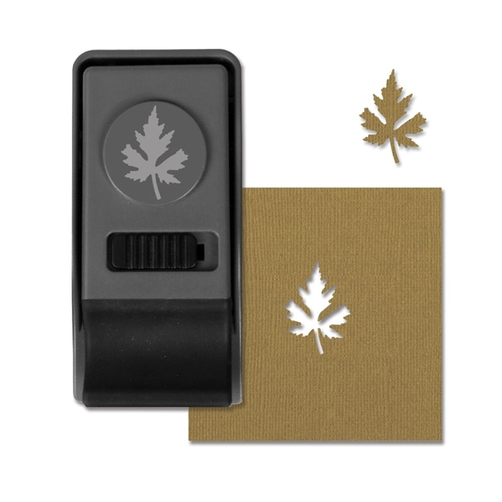 Tim Holtz Paper Punch Maple Leaf Medium